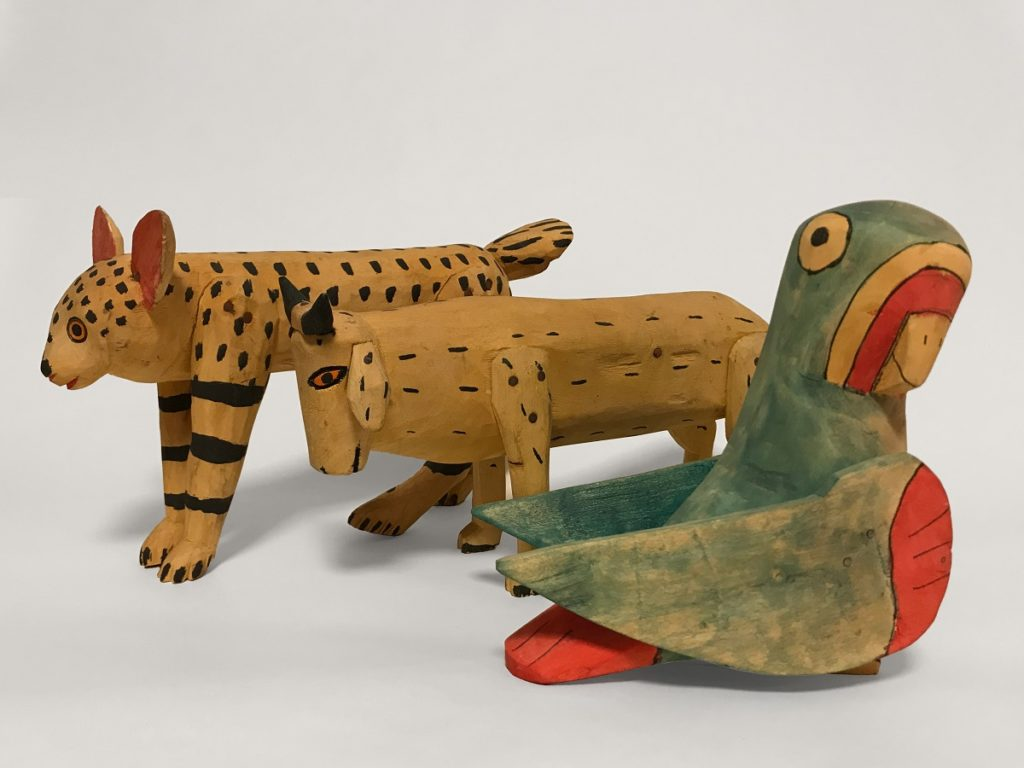 オアハカン・ウッド・カービング oaxacan wood carving