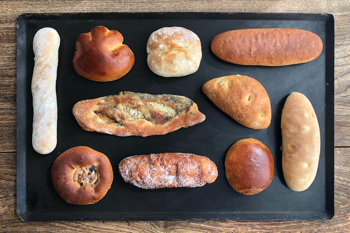 パン屋 tOki dOki トキドキ パン写真